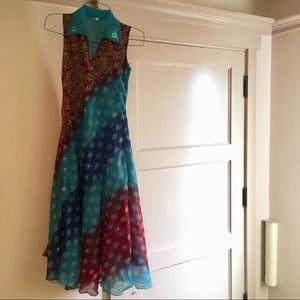 Dresses & Skirts - Long beaded dress!